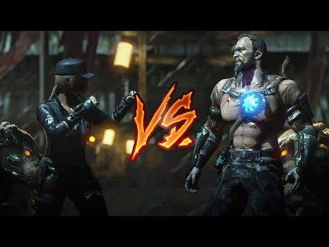 Mortal kombat X - Sonya Blade Vs. Kano (VERY HARD)
