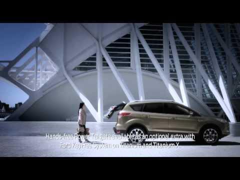 Ford Kuga Uk Tv Ad Youtube