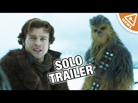 13 Things You Missed in the Solo Trailer! (Nerdist News w/ Jessica Chobot)