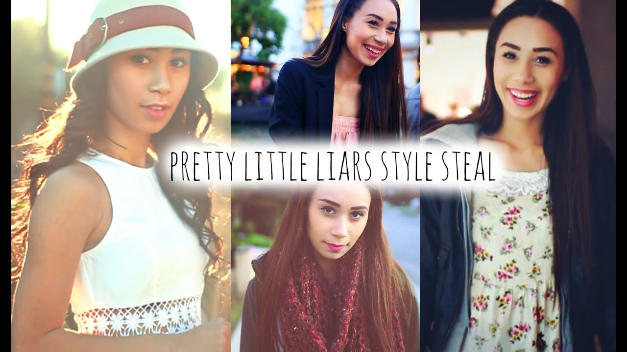 Pretty Little Liars Style Steal! Outfits for Aria Spencer Hanna & Emily |  MyLifeAsEva