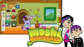 Moshi Monsters Game Play with Audrey EP1