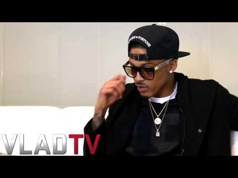 August Alsina On Chris Brown & Judgemental People