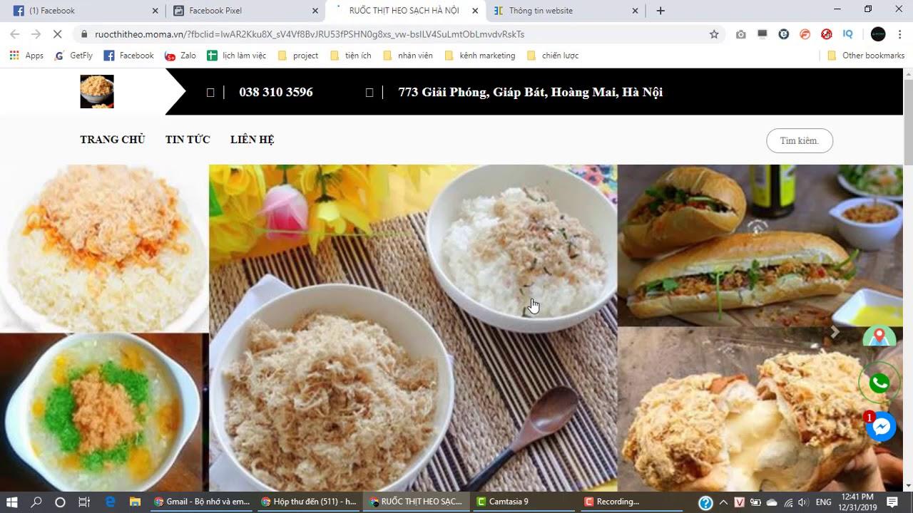 Quảng cáo lại khách hàng với moma.vn website chăm sóc khách hàng
