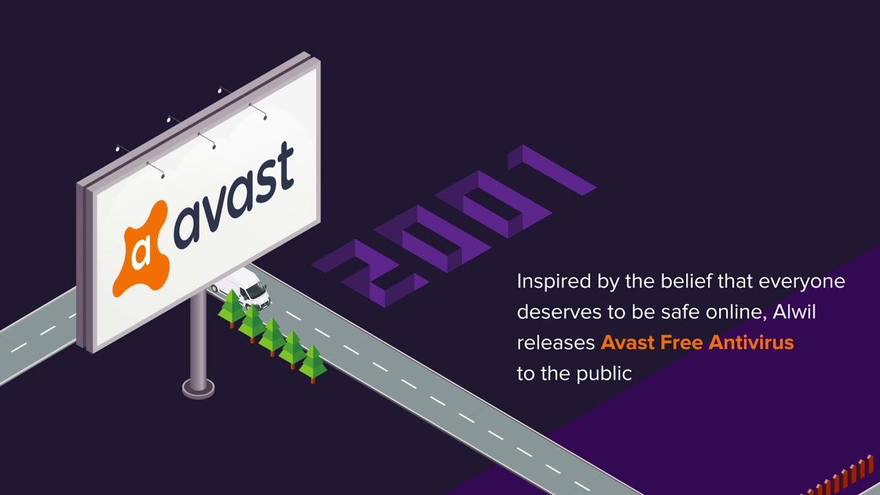 Celebrating 30 years of Avast!