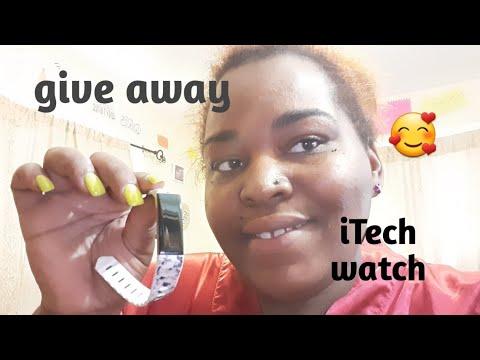 i Tech sport watch