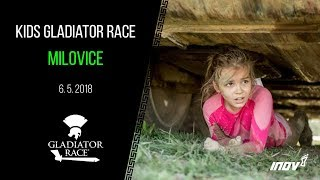 KIDS GLADIATOR RACE MILOVICE 2018 official