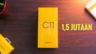 UNBOXING realme C11 | Android Rp 1,5 Jutaan paling worth it?