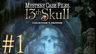 Mystery Case Files:13th Skull Walkthrough part 1