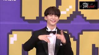 아이돌 라디오 현진 댄스 컷 Idol Radio Stray Kids Hyunjin Dance Cut (2018.11.09)