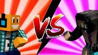 """Minecraft AQUA #14 - """"LJAY VS AKIRI!"""""""