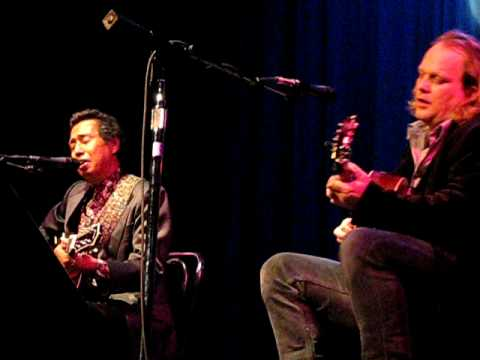 Alejandro Escovedo - Live - Swallows of San Juan