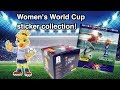 Panini Women's World Cup 2019 Sticker Collection