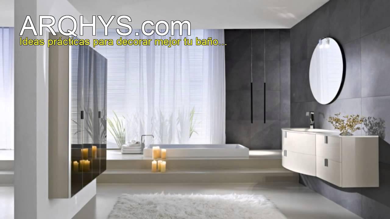 Los baños mas lujosos del mundo - YouTube