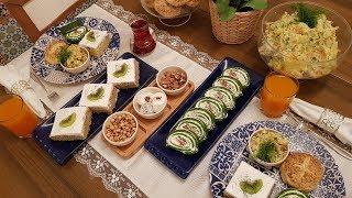 أبهري ضيوفك سيدتي😍وصفات تركية للكوتي وجلسات الشاي راقية وسهلة