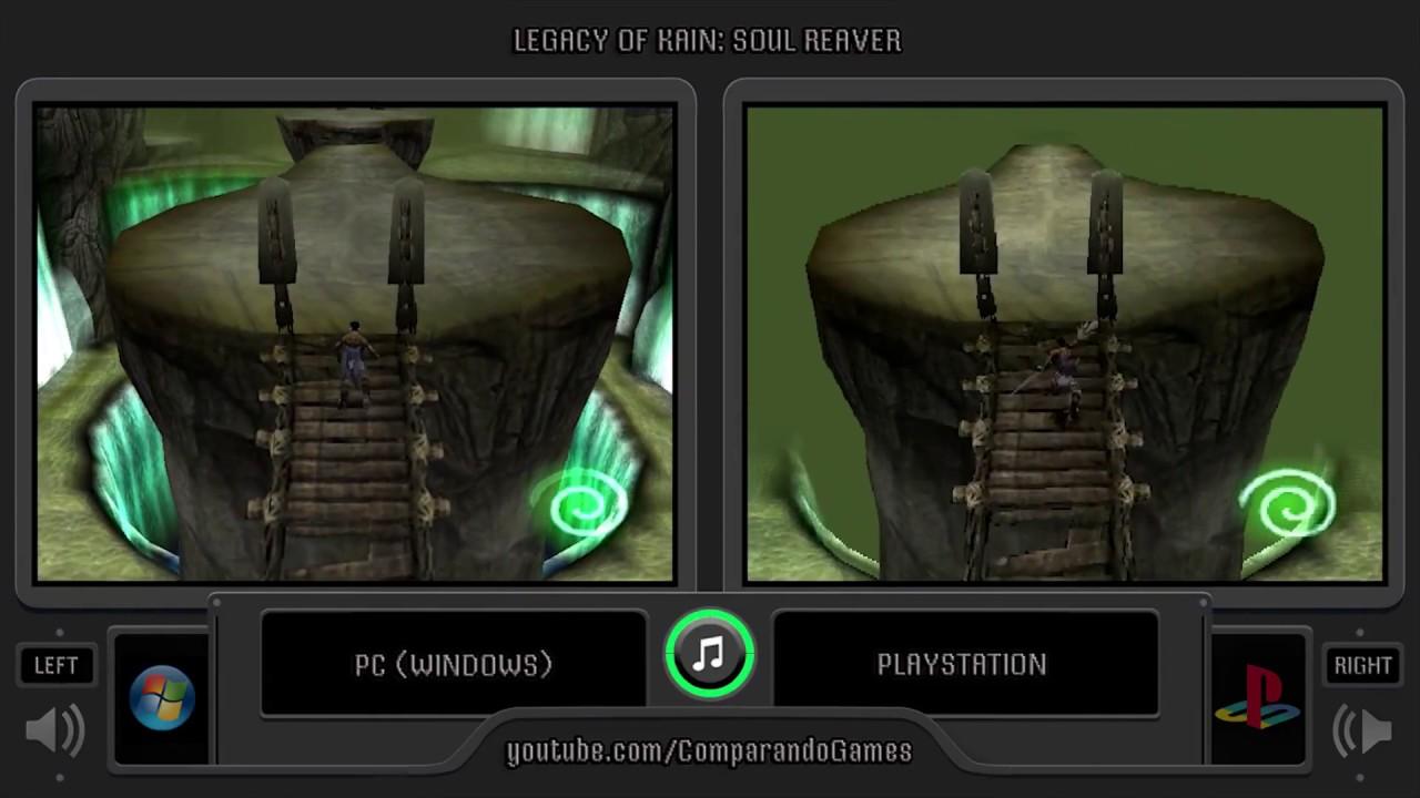legacy of kain soul reaver ps1