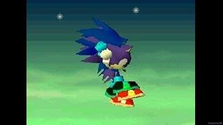 Sonic Rush Adventure - Part 6 - Sky Babylon - Ghost Condor