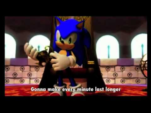 Sonic: One Day Too Late (with lyrics)