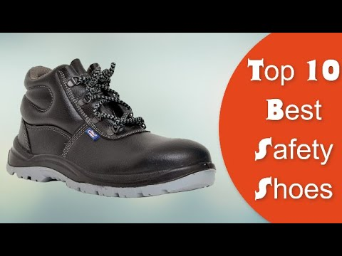 10 Best Safety Shoes | With Price | Safety Shoes India 🔥🔥🔥