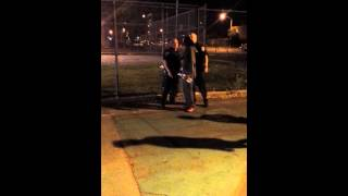NYPD officer allegedly takes a man's money during arrest