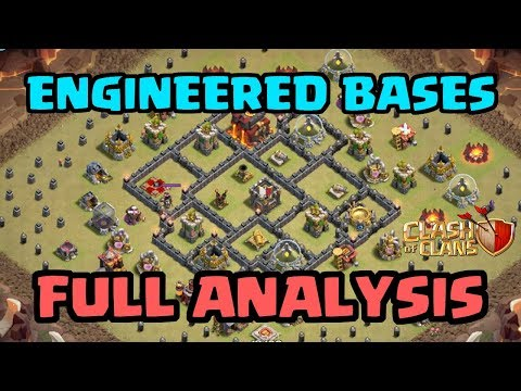 What Are Engineered Bases? Is It Cheating & Should You Engineer? | Clash of Clans