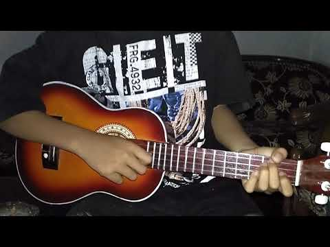 Belajar Lagu Elang Dewa19 Ukulele