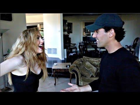 Celebrities React to Magic!!! | Daniel Fernandez