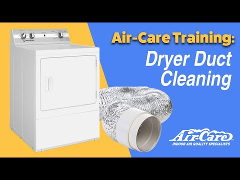 Dryer Duct Cleaning