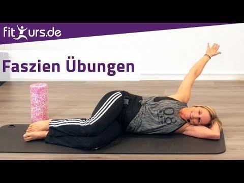 Faszien-Übungen Für Schulter Und Nacken (ohne Rollen)