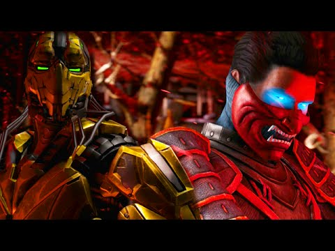 "ADAPTING TO ZONING WITH CYRAX - Mortal Kombat X ""Cyrax"" Gameplay (Mortal Kombat XL)"