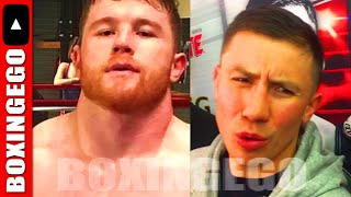 TEAM CANELO GIVES GENNADY GOLOVKIN 42.5% FINAL OFFER- ACCEPT BY TOMORROW DEADLINE! CANELO: 57.5% PAY
