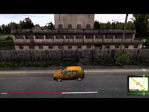 DayZ 2013-01-22 Elmo Car Jack via Trunk (Full Length)