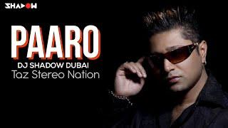 Kya Ada Kya Jalwe Tere Paaro DJ Shadow Dubai X Taz Stereo Nation Mp3 Song Download