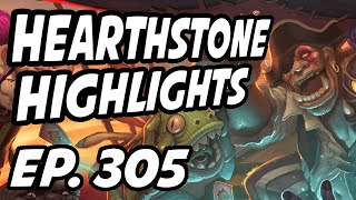 Hearthstone Daily Highlights | Ep. 305 | DisguisedToastHS, nl_Kripp, Attrix91, MTGNerdGirl