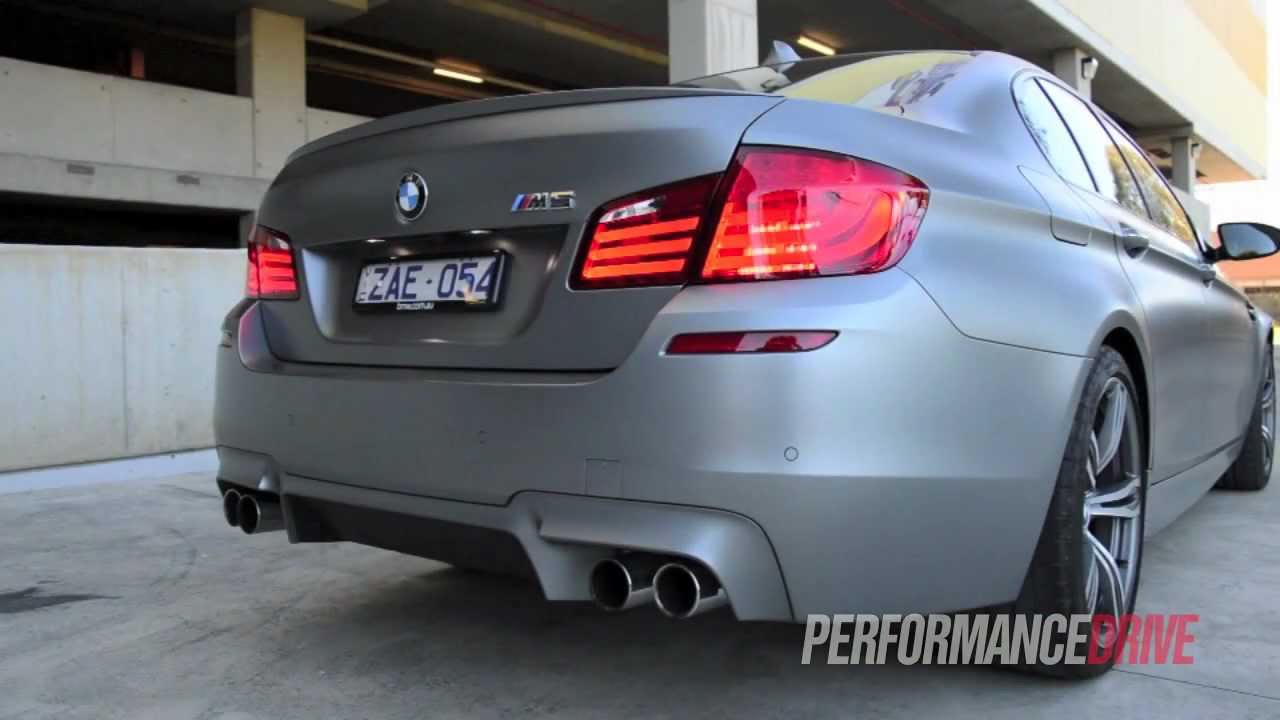 Coupe Series 2012 bmw m5 review 2012 BMW M5 track test drive and 0-100km/h - YouTube
