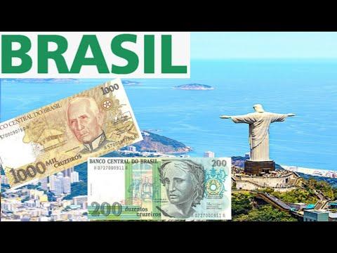 Brazil Currency || Brazilian Real