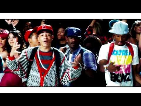 New Boyz Ft. Ray J -Tie Me Down- OFFICIAL Music Video [HQ]