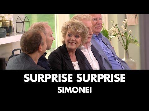 Simone bij Koffietijd   Simone!
