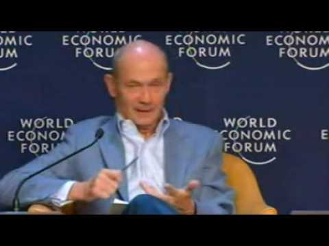 Davos Annual Meeting 2008 - The Future of Global Governance