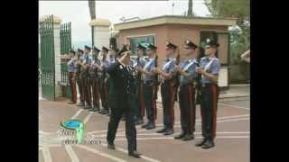 Repeat youtube video UN GIORNO CON L' ALLIEVO CARABINIERE 5 MAGGIO 2004