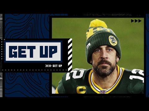 Aaron Rodgers declined a Packers extension offer that would've made him the highest-paid QB | Get Up