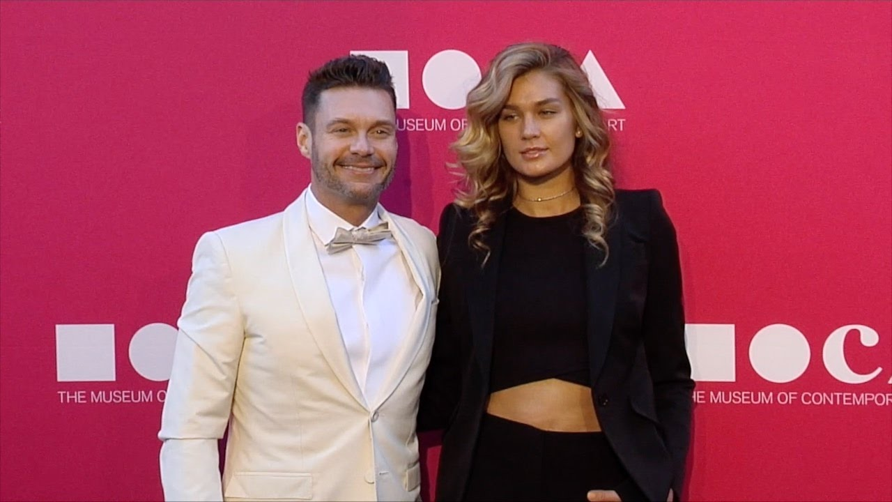 Ryan Seacrest and Girlfriend Shayna Taylor Move in Together