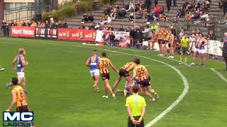 Round 9 VFL highlights v Box Hill