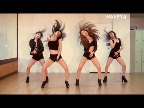 Trouble Maker - NOW 내일은 없어 KPOP cover dance ★ WAVEYA  sexy dance