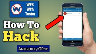 WPS WPA Tester App Not Working in Android Pie (9.0) version problem Solved screenshot 1