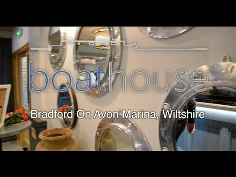 TUCKEDAWAY | Boathouse, Bradford On Avon Marina, Wiltshire