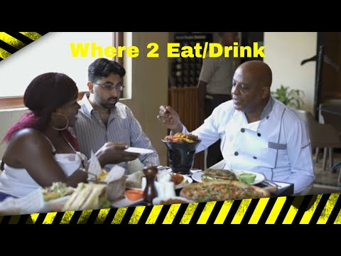Episode 6: Top Places To Eat In Kampala – Ethiopian Food