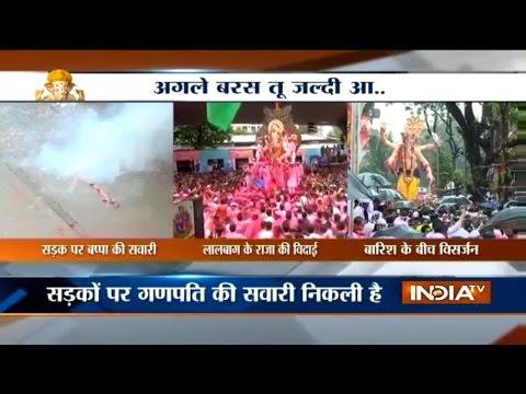 Ganpati Visarjan Across The Nation With...