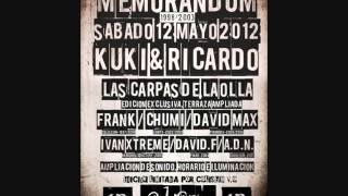 Kuki vs Ricardo - Memorandum 12-05-2012