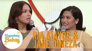 Jane and Ria shares how they became friends | Magandang Buhay