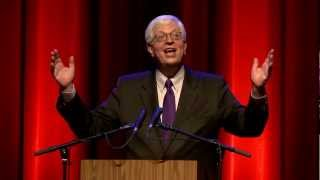 A Night At the Palladium: Dennis Prager - Happiness is Not a Feeling: It's a Moral Obligation